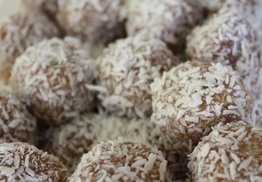 Beatos kokosiniai sausainių rutuliukai