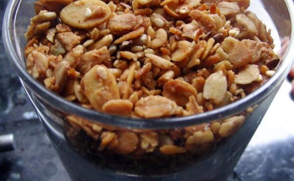 Beatos granola pusryčiams
