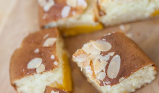 Beatos paprastas spintelės pyragas