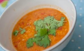 Beatos lęšių sriuba