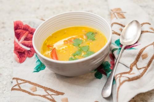 Beatos aštri žirnių sriuba