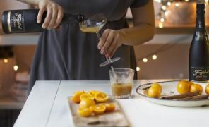 Beatos šampano kokteilis