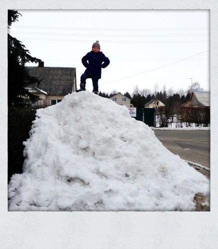 Sniego kalnas Kėdainiuose_Beatos virtuvė
