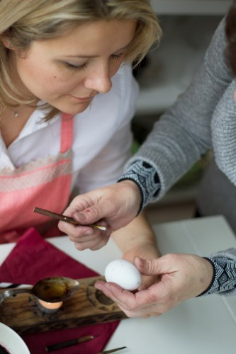 Tautodailininkė ir etnokultūros specialistė Laisvė apie kiaušinių marginimą_Beatos virtuvė