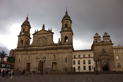 Katedra centrinėje Bogotos aikštėje_Beatos virtuvė