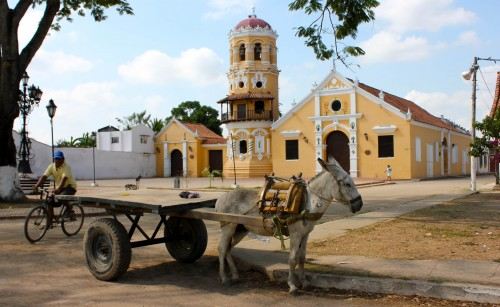 Santa Barbaros bažnycia Mompos_Beatos virtuvė