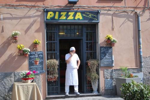 Kepti pizza - pašaukimas ir pasitempimas!