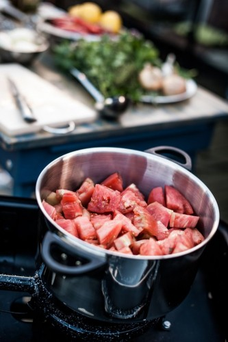 Beatos pomidoru padazas