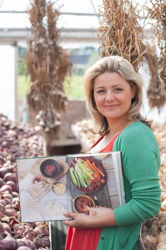 Beatos daržovių knyga