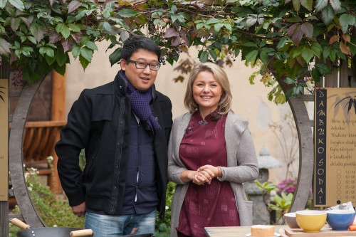 Beatos TV apie kinu maista