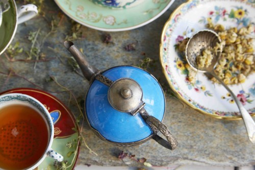arbata pas Beatą