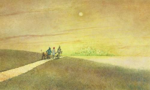 Geltonų plytų kelias