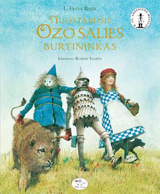 Nuostabusis Ozo šalies burtininkas