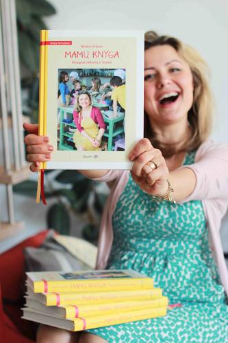Beata ir mamu knyga_Beatos virtuve