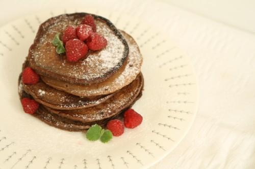 Šventiniai šokoladiniai blynai_Beatos virtuve