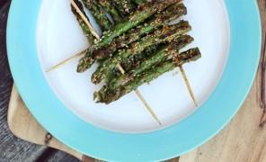 Kepti šparagai su sezamais1_Beatos virtuve
