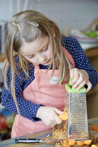 Izabele tarkuoja morka