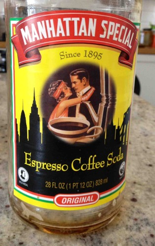 Espresso Coffee Soda