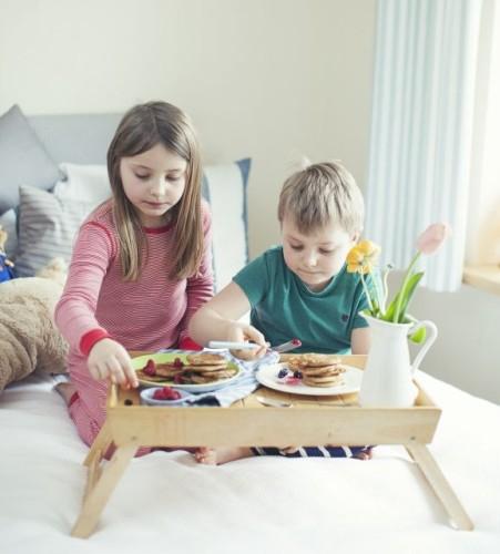 Beatos virtuve_vaikai pusryciauja_mz