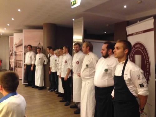 Beatos virtuvė - Nacionalinė virtuvės šefų rinktinė