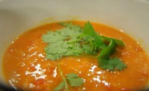 Beatos virtuvė. Lęšių ir pomidorų sriuba