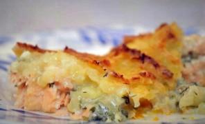 Beatos virtuvė. Žuvies pyragas