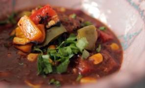 Beatos virtuvė. Aštrus meksikietiškas troškinys