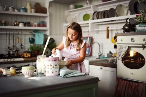 Beatos virtuvė - Izabelė, mažasis virtuvės šefas