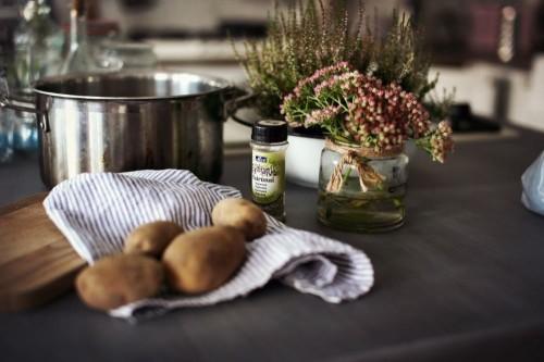Beatos virtuvė - cepelinai, bulvės