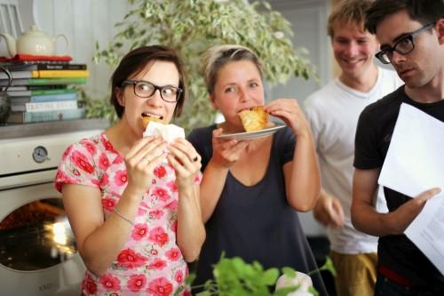 Beatos virtuvė - naminiai čeburekai