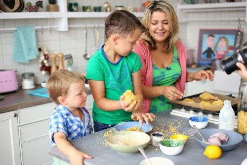 Beatos virtuvė - traškios vištienos kojelės, Jurgis ir Motiejus