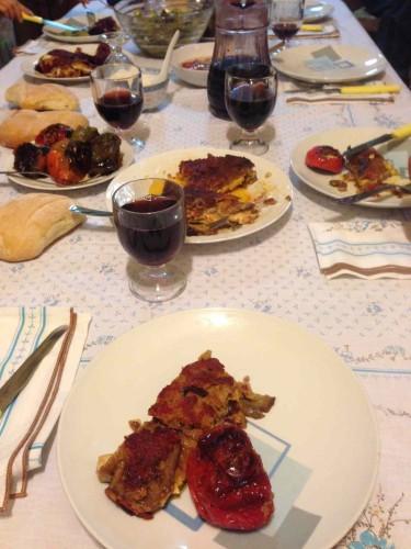 Beatos virtuvė - La Parmigiana
