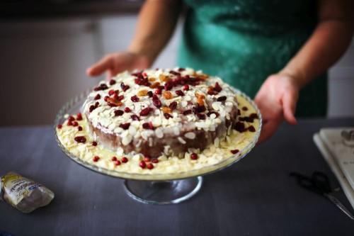 Beatos virtuve - Pyragu diena, Renata Sakalyte