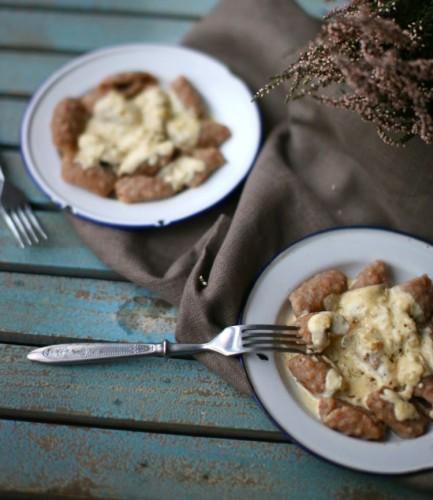 Beatos virtuve - pilno grudo eziukai