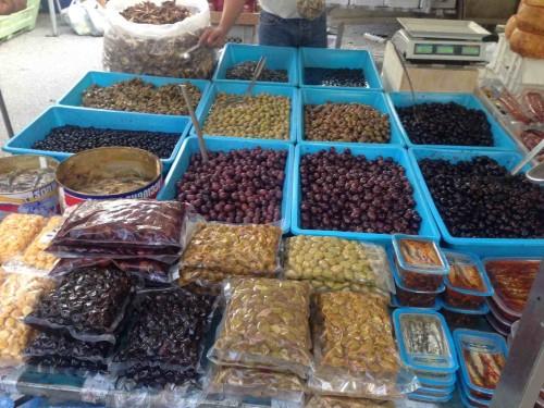 Beatos virtuve - Italijos darzoviu turgus