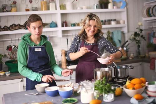 Beatos virtuve - mazieji virtuves sefai Danielius