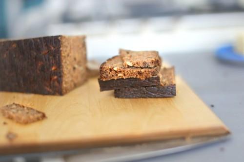 Beatos virtuve, lietuviskos grozybes, rugine duona