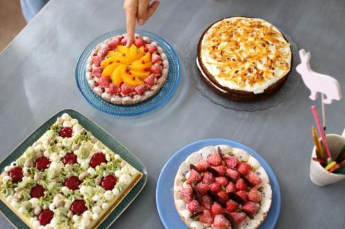 Beatos virtuve - pyragu diena Ali Beata
