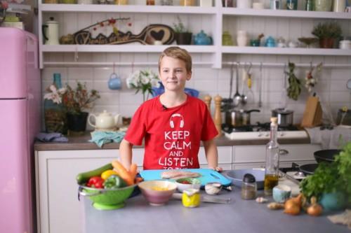 Beatos virtuve - mazieji virtuves sefai Deividas Latysovic