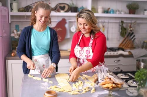 Beatos virtuve - mazieji virtuves sefai zagareliai Aiste