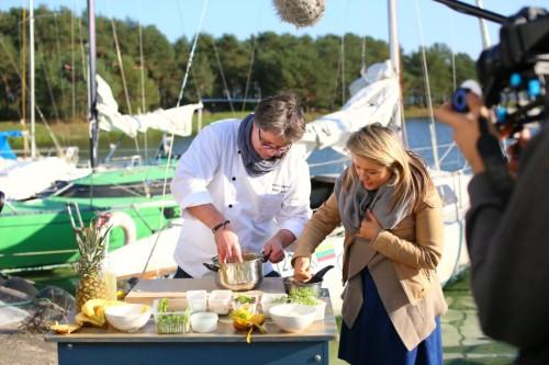 Beatos virtuve atostogos ikvepia maista kelioniu laida Time Egidijus Lapinskas karibu salotos