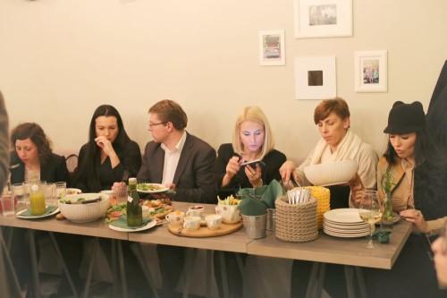 Beatos virtuve, padekos vakaras, Kvieciu i svecius, iniciatyvos rezultatai