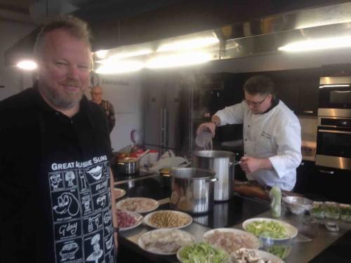 Beatos virtuve atostogos ikvepia maista kelioniu laida Vytaras Radzevicius