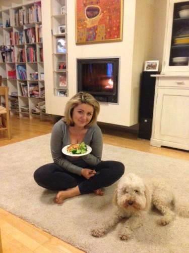 Beatos virtuve Beata namuose piemeneliu pyragas apkepas
