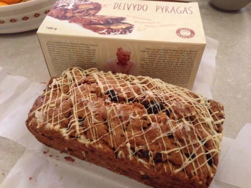 Beatos virtuve Deivydo pyragas