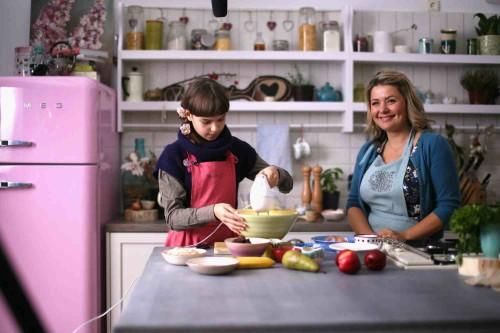 Beatos virtuve - mazieji virtuves sefai speltos miltu pyragas Lauksme