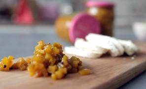 Beatos virtuvė. Obuolių ir cukinijų pagardas