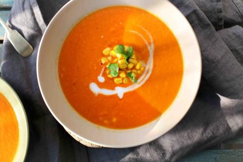 morku pomidoru sriuba