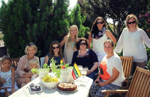 Kvieciu i svecius rezultatai padeka turkijos lietuviai