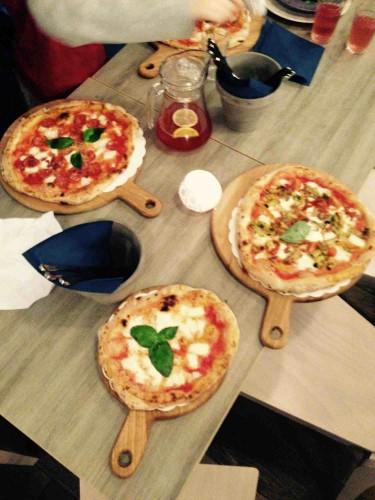 Beatos virtuve, Jurgis ir Drakonas naujas restoranas Ogmios pizza pica